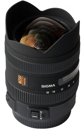 Sigma 8-16mm f/4,5-5,6 DC HSM pro Pentax