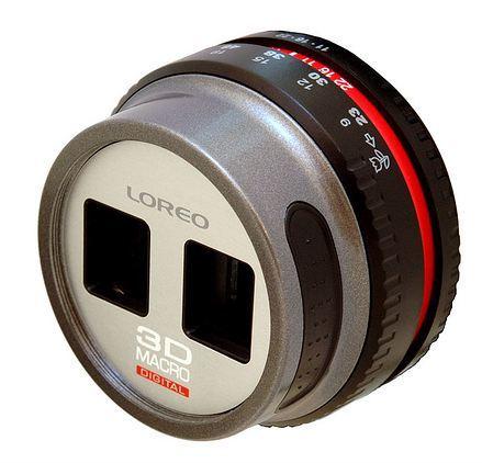 Loreo Lens in a Cap 3D Macro Pentax K