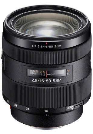 Sony DT 16-50mm f/2,8 SSM