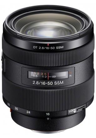 Sony DT 16-50mm f/2,8 SSM
