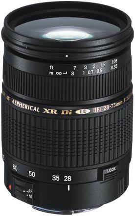 Tamron AF SP 28-75mm f/2,8 XR Di LD (IF) Asp. Macro pro Canon