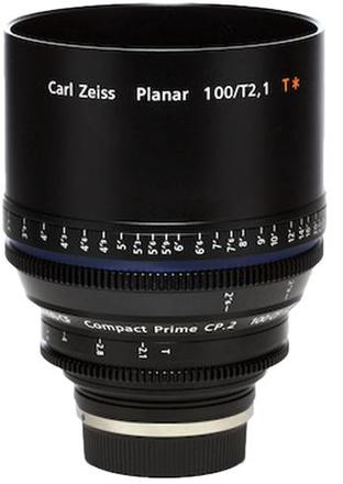 Zeiss Compact Prime CP.2 Planar T* 100mm f/2,1 CF pro Nikon