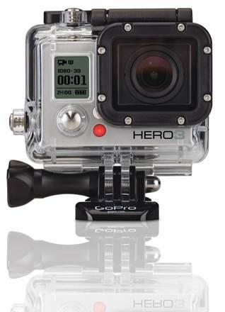 GoPro HD HERO3 Silver Edition