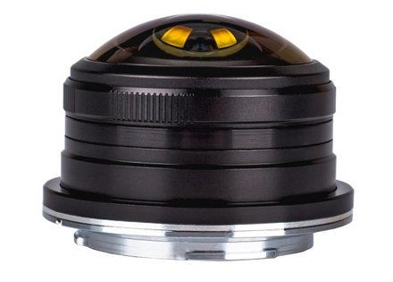 Laowa 4mm f/2,8 MFT pro Micro 4/3