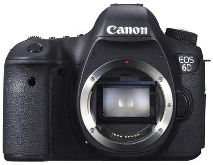 Canon EOS 6D + Tamron 24-70 mm!