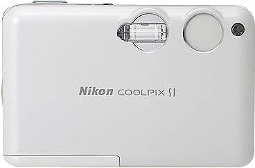 Nikon CoolPix S1 bílý
