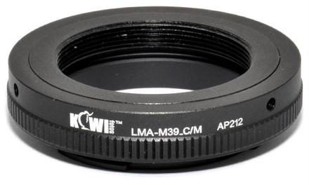 JJC adaptér z M39 na Canon M