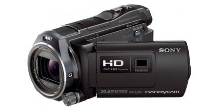 Sony HDR-PJ650VE
