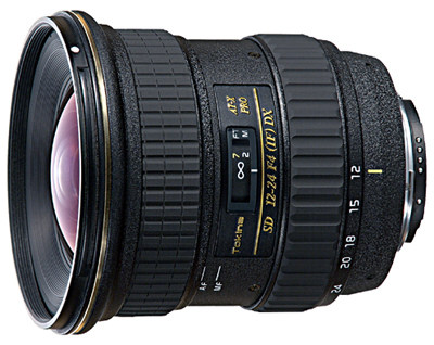 Tokina AT-X 12-24 mm F 4 Pro DX pro Canon