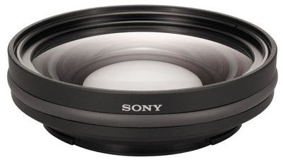 Sony širokoúhlá předsádka VCL-DEH08R