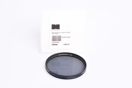 B+W polarizační cirkulární filtr MRC 77mm bazar