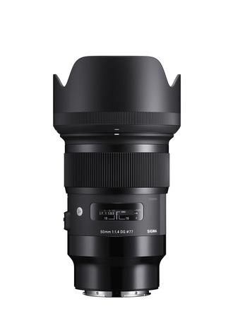 Sigma 50mm f/1,4 DG HSM Art pro L mount