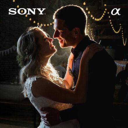 Fotíme svatbu se Sony Alpha – Fototechnika pro svatební fotografy