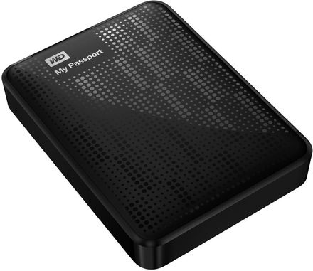 "Western Digital My Passport 1,5TB Ext. 2.5"" USB3.0 černý"
