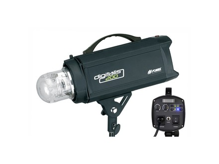 Fomei Digitalis 200 RF 200Ws/100W