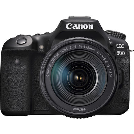 Canon EOS 90D + 18-135 mm IS USM - Foto Kit