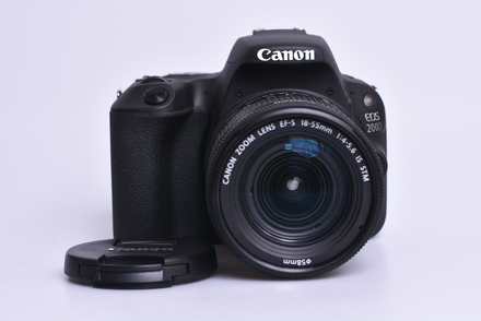 Canon EOS 200D + 18-55 mm IS STM bazar