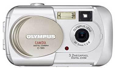 Olympus C-160