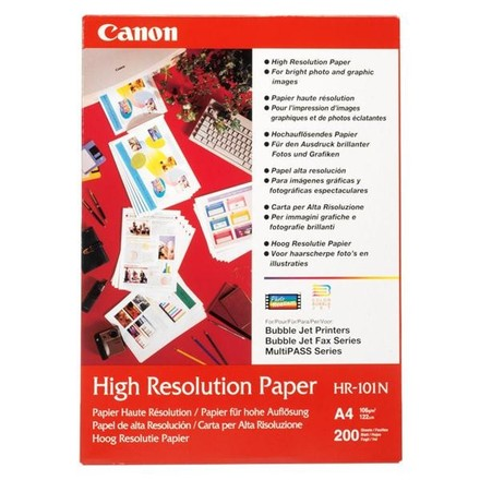 Canon fotopapír HR-101 High Resolution (A3)