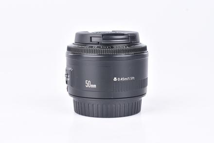 Canon EF 50mm f/1,8 II bazar