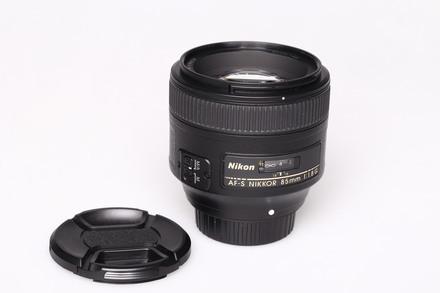 Nikon 85mm f/1,8 AF-S G bazar
