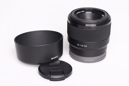 Sony FE 50mm f/1,8 bazar