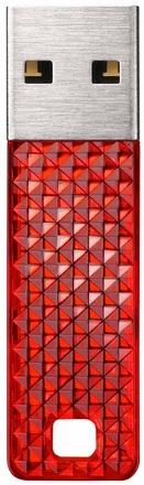 SanDisk Cruzer Facet 16GB červený