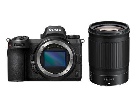 Nikon Z7 + Z 85 mm