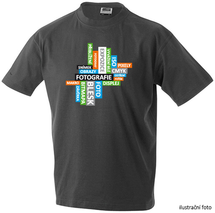 Megapixel tričko Expozice M