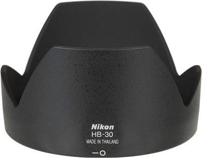 Nikon sluneční clona HB-30 černá