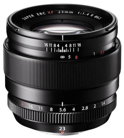 Fujifilm XF 23mm f/1,4 R