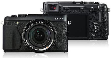 Fujifilm X-E2 + 18-55 mm černý