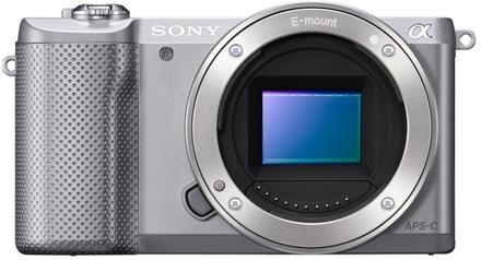 Sony Alpha A5000 tělo