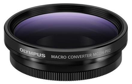 Olympus makro předsádka MCON-P02