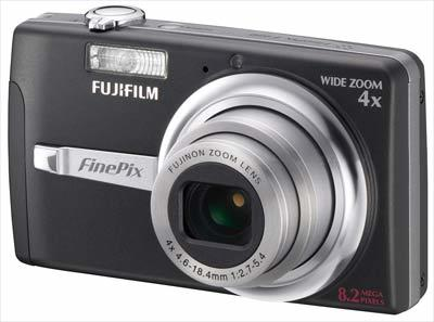 Fuji FinePix F480 černý