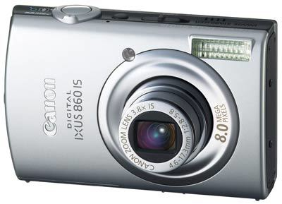 Canon IXUS 860 IS