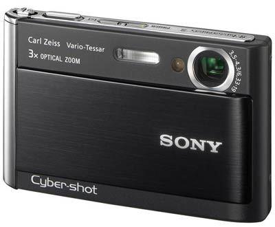 Sony DSC-T70 černý