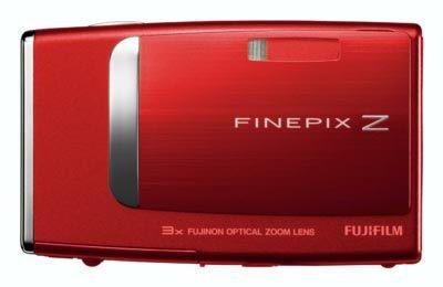 Fuji FinePix Z10fd červený