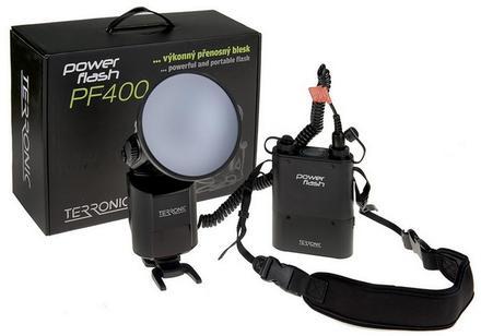 Terronic Power Flash PF400