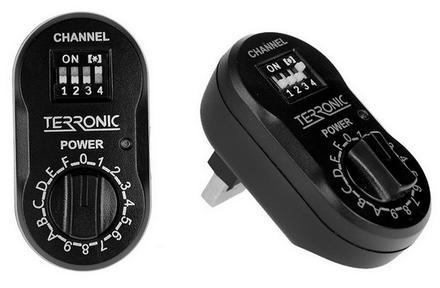 Terronic přijímač PFR-16 pro PF400/200 (433MHz)