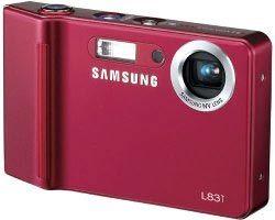 Samsung L83T červený