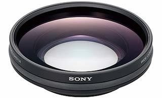 Sony širokoúhlá předsádka VCL-DH0774