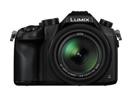 Panasonic Lumix DMC-FZ1000 + 32GB karta + brašna 14Z + poutko na ruku!