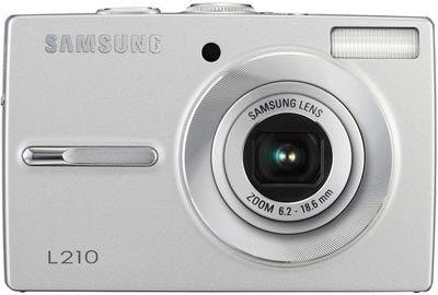 Samsung L210 stříbrný