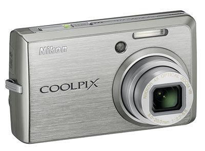 Nikon CoolPix S600 stříbrný