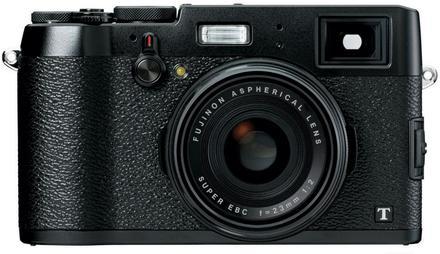 Fujifilm Finepix X100T černý + širokouhlá předsádka!