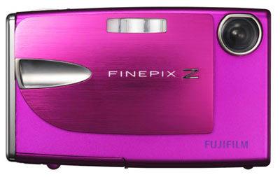 Fuji FinePix Z20fd růžový