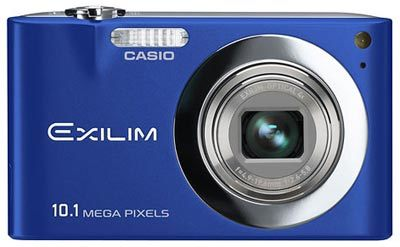 Casio EXILIM Z100 modrý