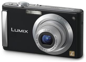 Panasonic Lumix DMC-FS20 černý