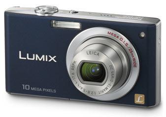 Panasonic Lumix DMC-FX35 modrý